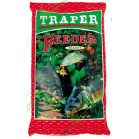 ПРИКОРМКА TRAPER (SEKRET) FEEDER RED 1 KG