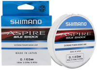 ЛЕСКА SHIMANO ASPIRE SILK SHOCK 150 m (0.10 mm) ТЕСТ: 1.2 KG