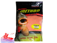 ПРИКОРМКА TRAPER METHOD MIX STRAWBERRY 1 KG