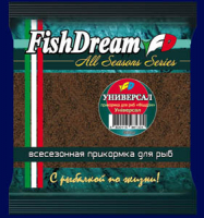 ПРИКОРМКА FISHDREAM ALL SEASON SERIES УНИВЕРСАЛ 0,5 KG