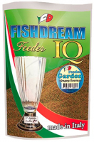 ПРИКОРМКА FISHDREAM IQ FEEDER GARDON 1 KG
