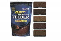 ПРИКОРМКА TRAPER GST METHOD FEEDER MEGA BROWN 750 GR
