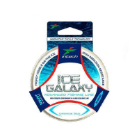 ЛЕСКА INTECH ICE GALAXY 30 m (0.148 mm) ТЕСТ: 1.55 KG