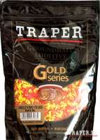 TRAPER GOLD SERIES PIECZYWO FLUO MIX (ПЕЧИВО МИКС) 500 GR