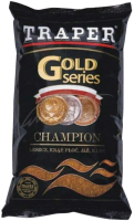 ПРИКОРМКА TRAPER GOLD SERIES CHAMPION 1 KG