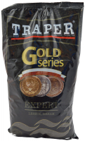 ПРИКОРМКА TRAPER GOLD SERIES EXPERT BLACK 1 KG