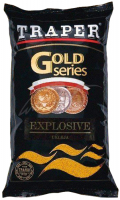 ПРИКОРМКА TRAPER GOLD SERIES EXPLOSIVE YELLOW 1 KG