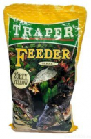 ПРИКОРМКА TRAPER (SEKRET) FEEDER ZOLTY/YELLOW 1 KG